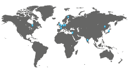 Bmax Worldwide Offices